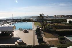 el RCN Valencia cuenta con una piscina Olímpica