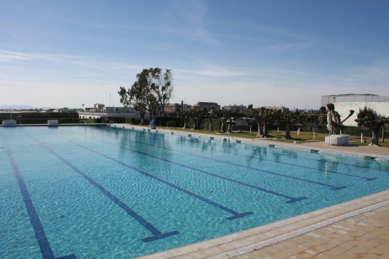 piscina del RCN Valencia