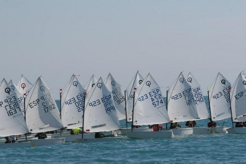 Trofeo CN Campello De Vela Infantil