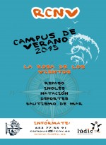 CAMPUS DE VERANO RCNV 2013