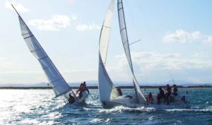 entrenamientos regata match race