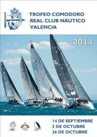 Cartel Trofeo Comodoro