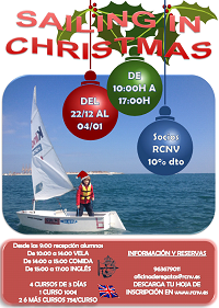 Sailing in Christmas