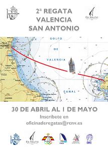 II Regata Valencia – San Antonio