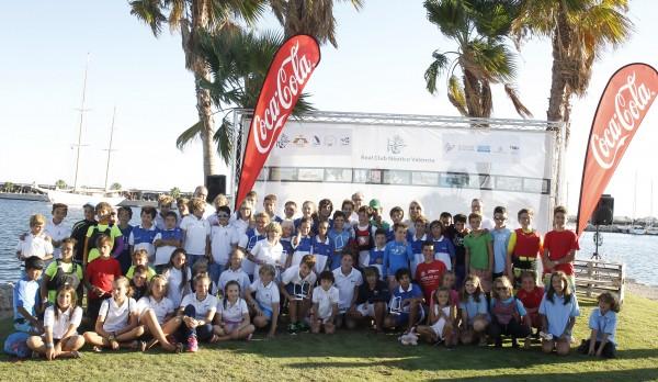 trofeo valencia vela copa unicef 2015