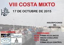 Pesca Costa Mixto 8