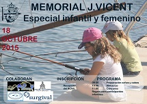 Memorial J.Vicent Especial infantil y femenino