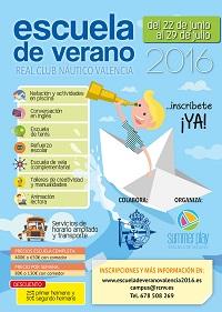 ESCUELA DE VERANO RCNV
