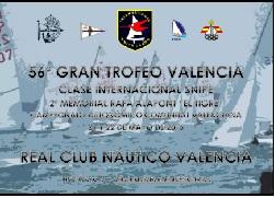 56º GRAN TROFEO VALENCIA SNIPE