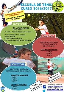 tenis 2016/2017