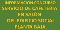 CONCURSO CAFETERIA