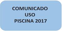 -COMUNICADO USO PISCINA