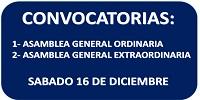CONVOCATORIAS ASAMBLEA