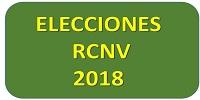 ELECCIONES RCNV 2018