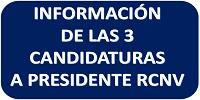 INFORMACION CANDIDATURAS