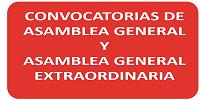 CONVOCATORIA ASAMBLEAS