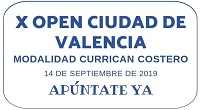 X OPEN CIUDAD DE VALENCIA