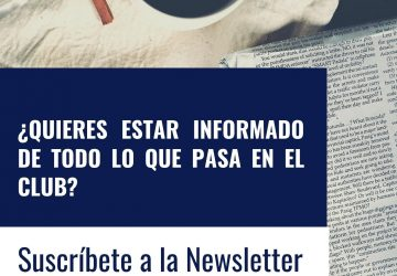suscribete newsletter